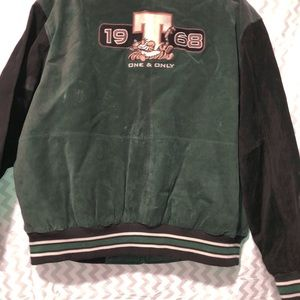 1968 Disney Store Tiger One of One Green varsity